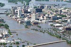 Cedar Rapids 2008 Flood