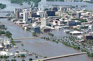 Cedar Rapids 2008 Flood