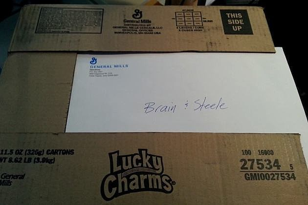 Brain and Steele – Lucky Charms