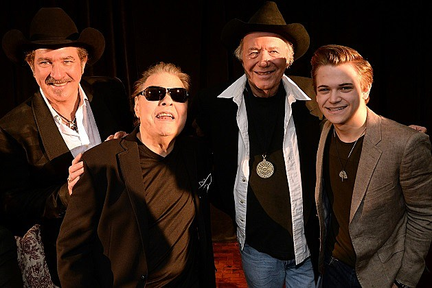2014 Country Music Hall Of Fame Inductees Announcement