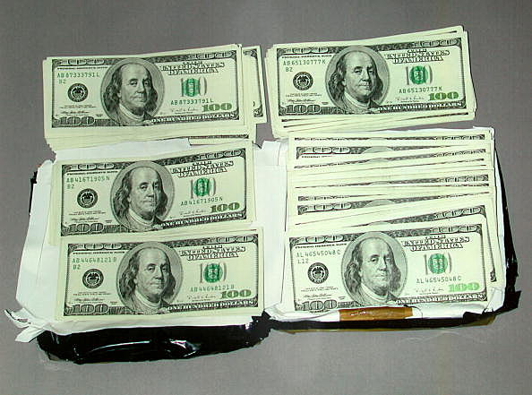 $40,000 found in couch