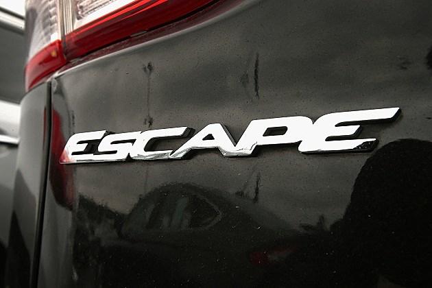 Ford Announces Recalls, Including Escapes