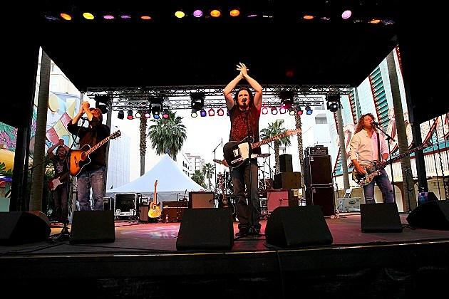 ACM All Star Concert On Fremont Street -
