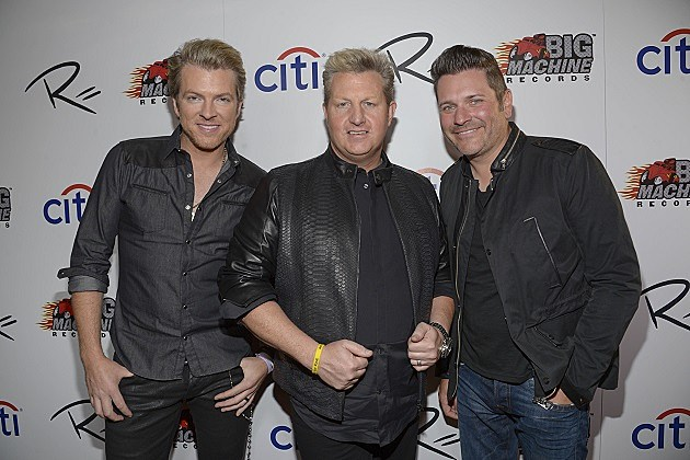 "Citi Presents Rascal Flatts' ""Rewind"" Album Release Party In Los Angeles"