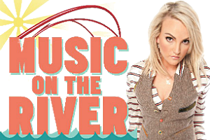 Jamie Lynn Spears Live in Cedar Rapids - Music on the River