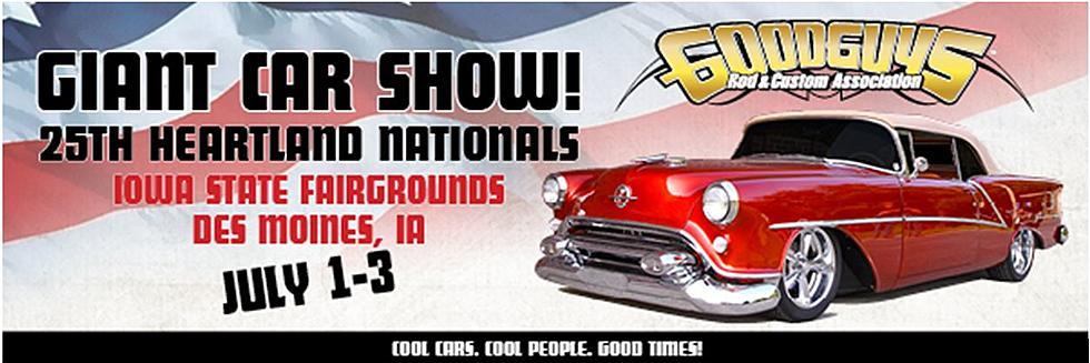 Goodguys Th Heartland Nationals - Good guys car show iowa
