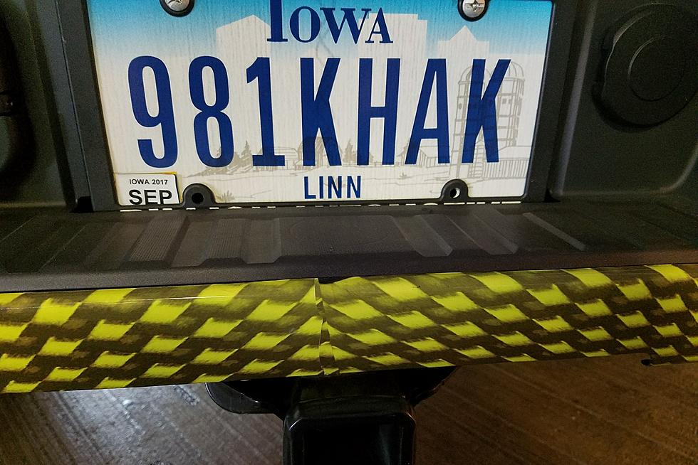 After 20 Years Iowa FINALLY Getting New License Plates