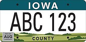 via Iowa DOT via Iowadot.gov