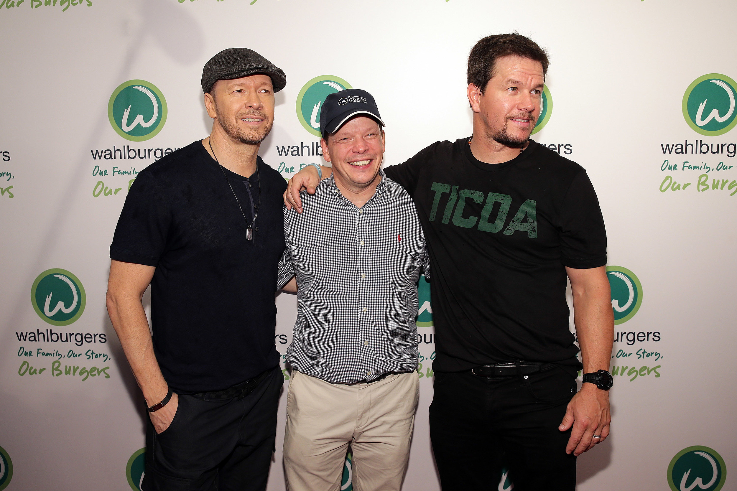 Wahlburgers Coney Island Preview Party