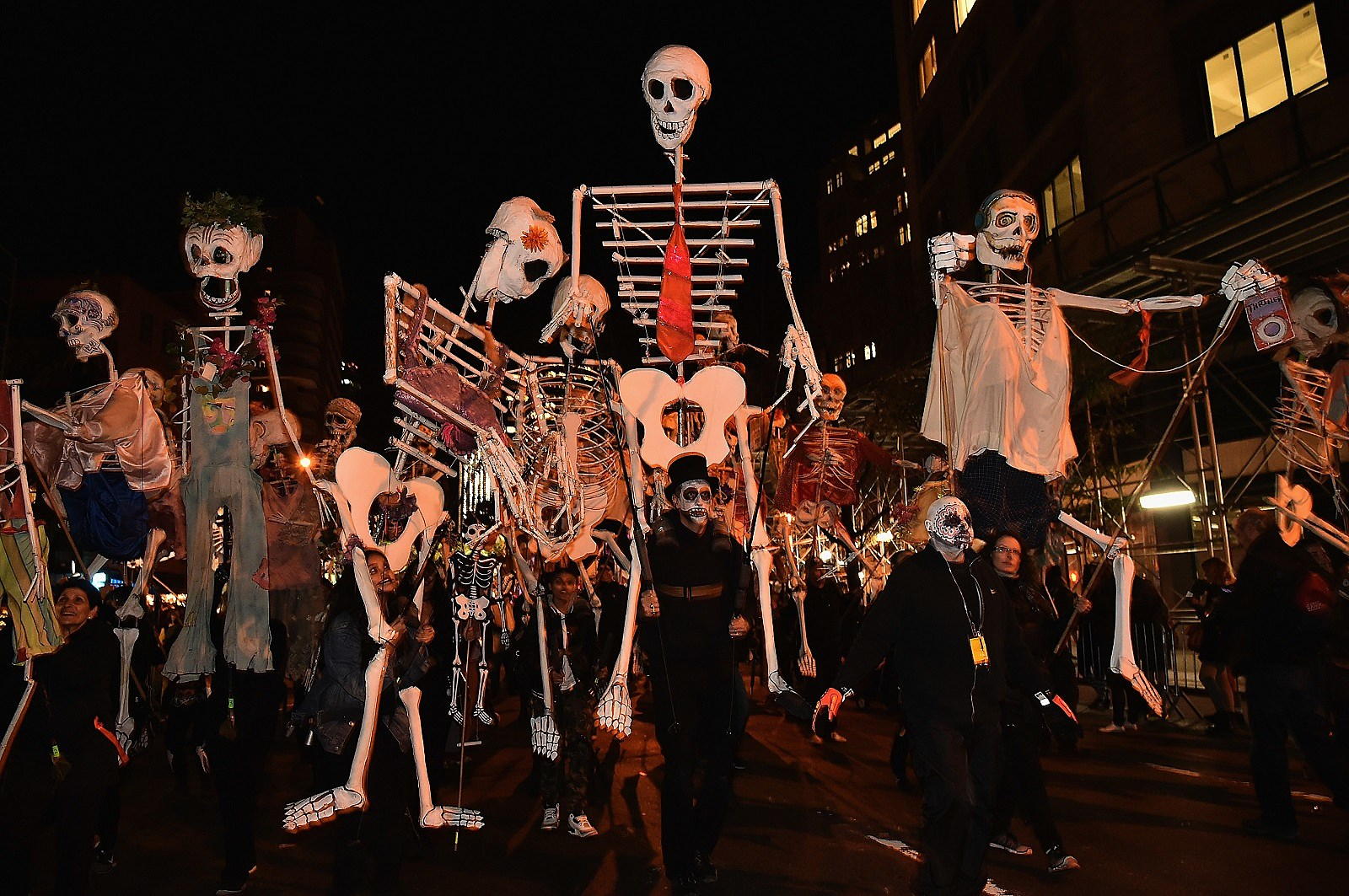 43rd Annual Village Halloween Parade