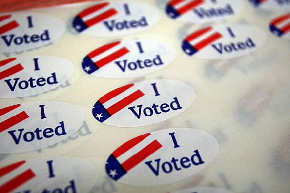 Californians Vote In Special Election On Budget Ballot Measures